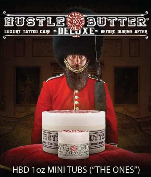 hustle butter deluxe the ones 30ml portugal