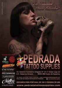 5 anos pedrada tattoo supplies