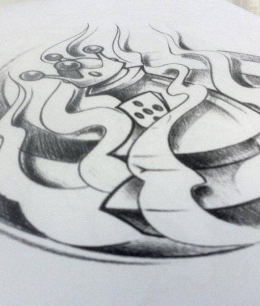 domingos ramalho sketchbook by d.r. portugal