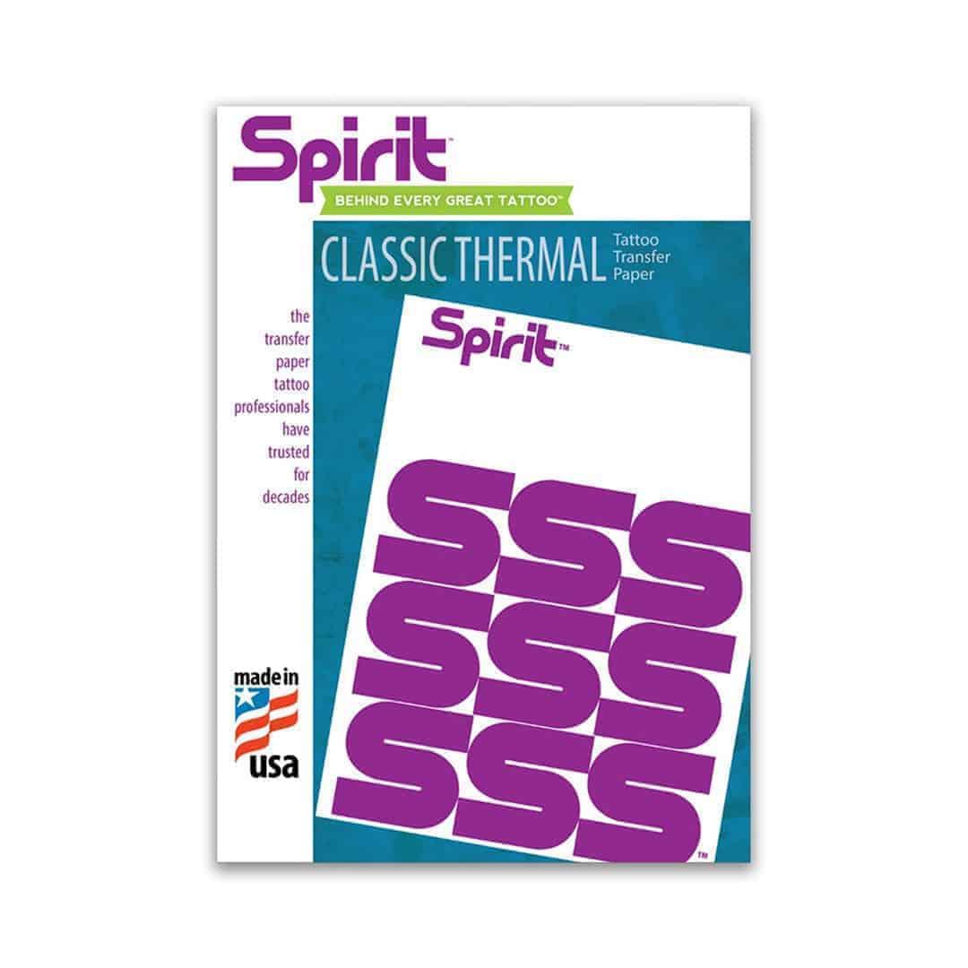 spirit classic thermal box
