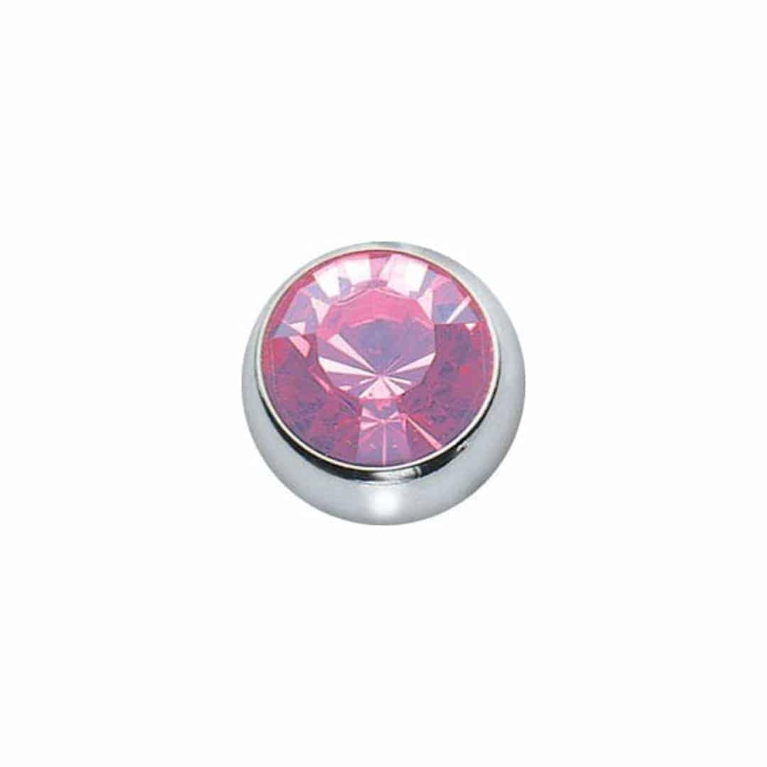 Baby Navel Bars - 5 unidades - medida-comprimento-16x10x56 - rosa