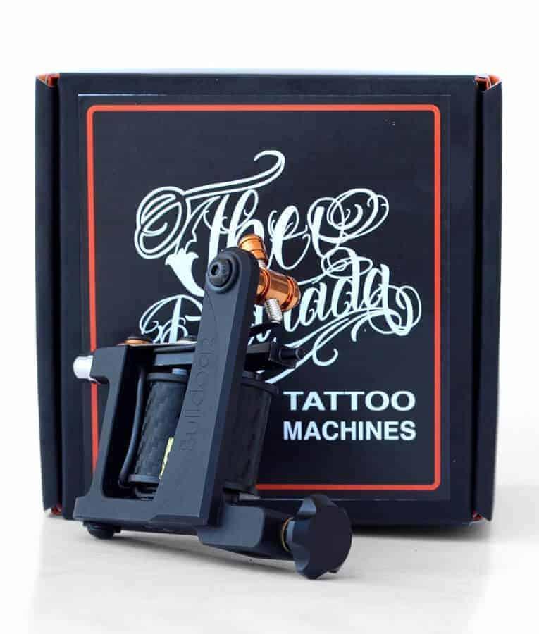 bulldog 2 theo pedrada tattoo machines