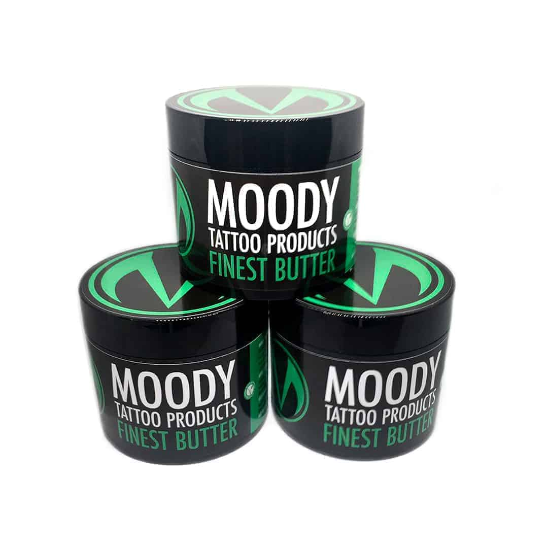 moody finest butter