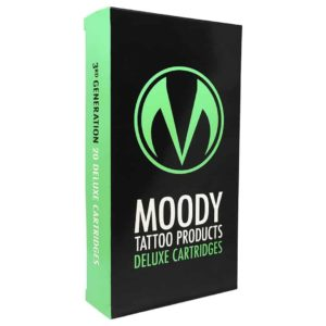 moody deluxe cartridges 3rd generation